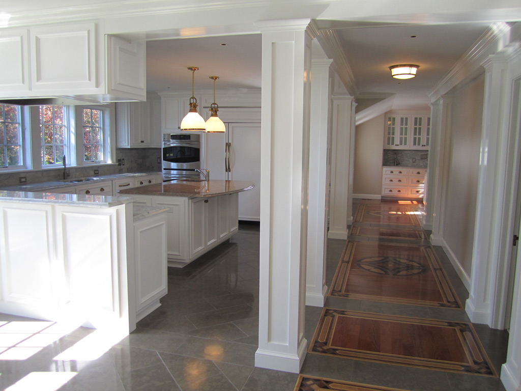 Kitchen Renovation Turn Of The Century Private Residence