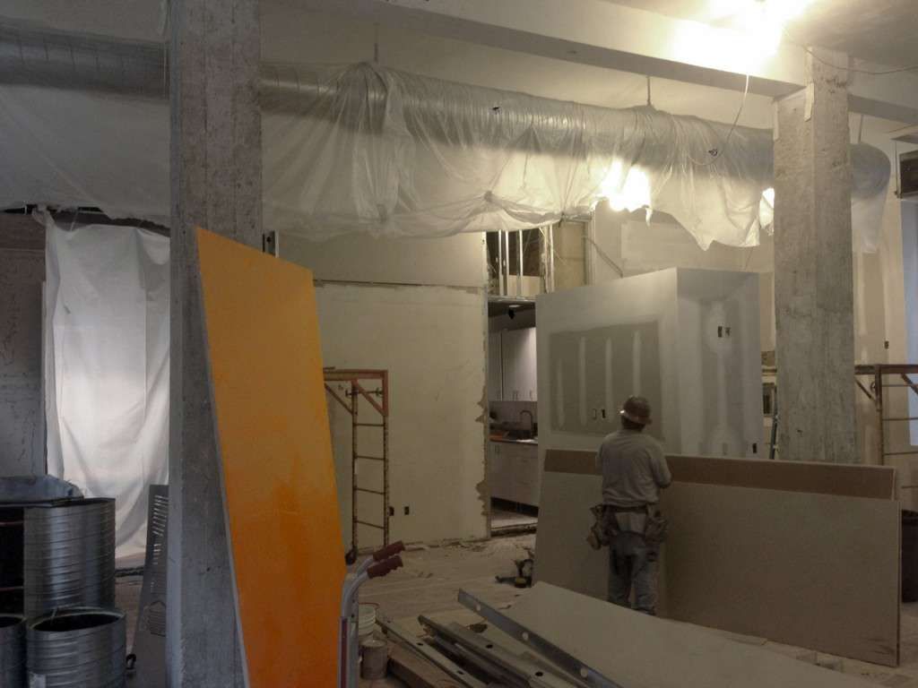 drywall-close-to-completion